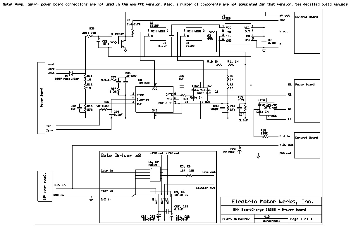 10kw 60a Diy Charger Open Source Design Page 252 Electric Electrical Wiring Diagrams Http Wwwdiyelectriccarcom Forums It Is Still Confusing But Hopefully These Markups Will Make A Little Less So