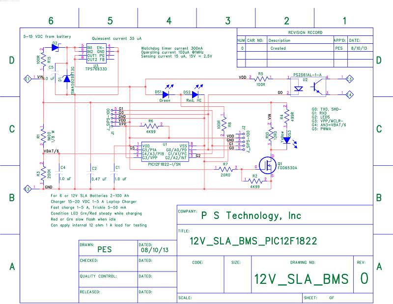 how to draw a circuit diagram online