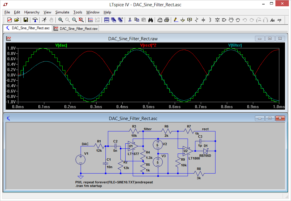 PIC32 or PIC18 How to creat a sine wave   Microchip
