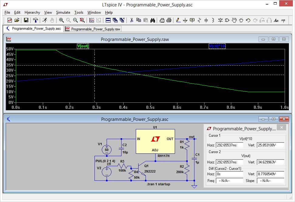 Voltage Regulator Control with DAC