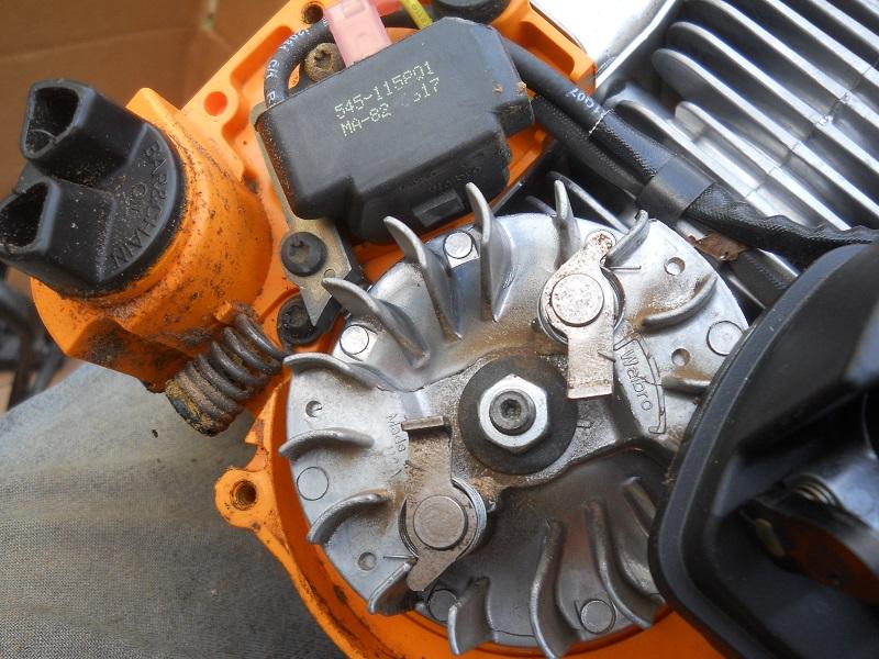 OT: Poulan Pro PP4218AVX Chainsaw Repairs