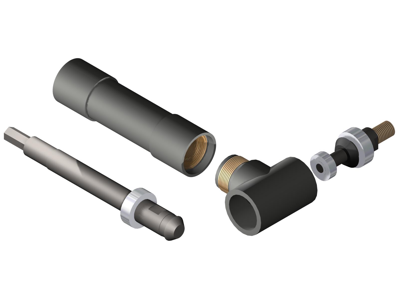 Right Angle Drill Attachment : Right angle drill attachment rebuild